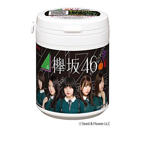 ロッテ 欅坂46クールデザインボトル 6個セット