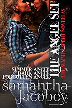 The Angel Set - Summer Spirit Novellas 1 - 3 by [Jacobey, Samantha]