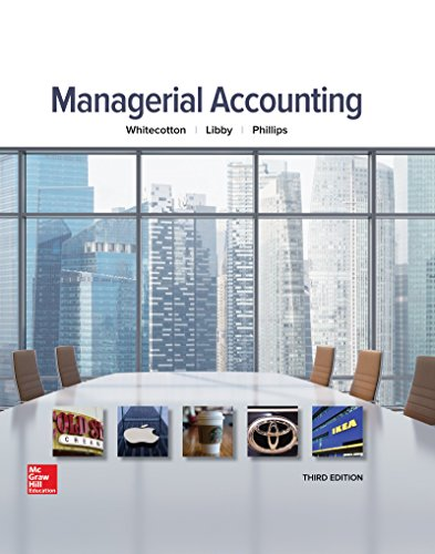 Download Managerial Accounting 0077826485