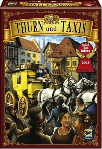 郵便馬車 (Thurn und Taxis) [並行輸入品] ボードゲーム