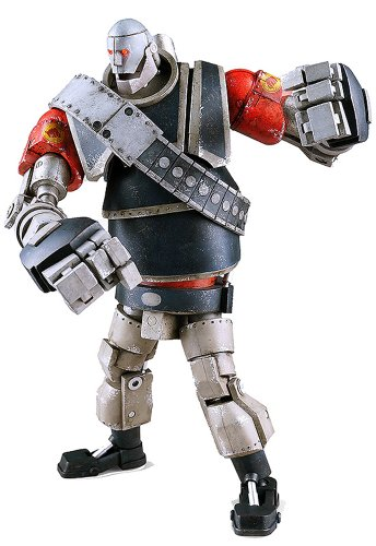 Team Fortress2 Robot Heavy Red (1/6スケール ABS&PVC塗装済み可動フィギュア)