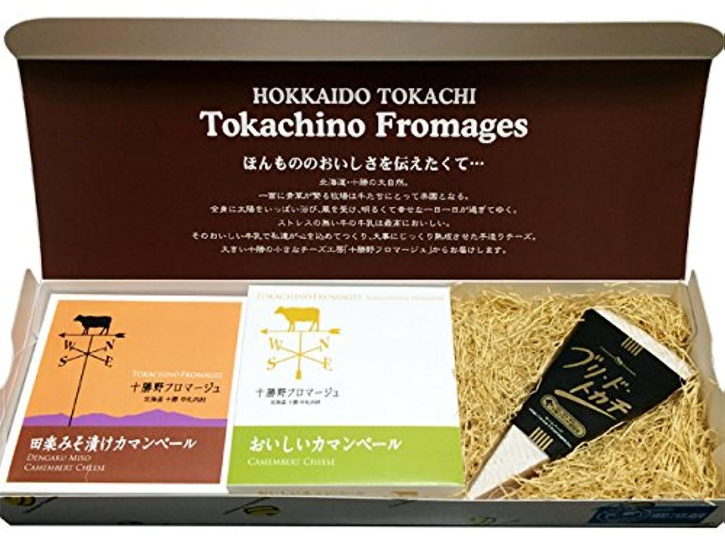 雨のすべて持続的【北海道のチーズ】厳選ギフト チーズ3点セット【産地フロマージュ】