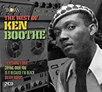 Best of by Ken Boothe
