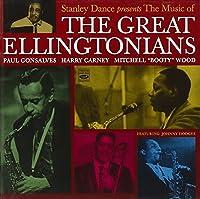 THE GREAT ELLINGTONIANS(2CD)