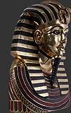 古代エジプト・ツタンカーメン・黄金マスク ビッグフィギュア(等身大フィギュア)