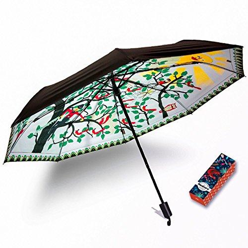 日傘 折り畳み傘 晴雨兼用 レディース redmini オリ...