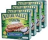 ネイチャーバレー ココナッツ クランチ グラノーラバー BOX 210g×4箱セット