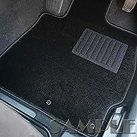 ホンダ CR-V フロアマット [適応車種:平成18年10月~平成23年12月 ]MAT-Plus【車種別専用設計・社外品・自動車マット】【プレミアム ブラック】