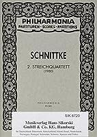 Streichquartett No. 2: Miniature Full Score