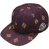 ニューバランス ゴルフ ニューバランス New Balance 帽子 METRO シューズプリントショートフラットブリムキャップ 012-7287502 レディス