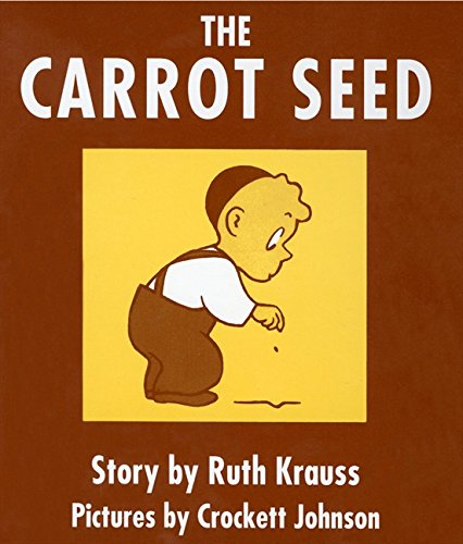 The Carrot Seed Board Bookの詳細を見る