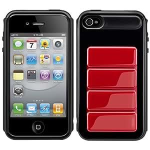 SwitchEasy Odyssey for iPhone 4S/4 プレアデスダイレクト限定品 Black