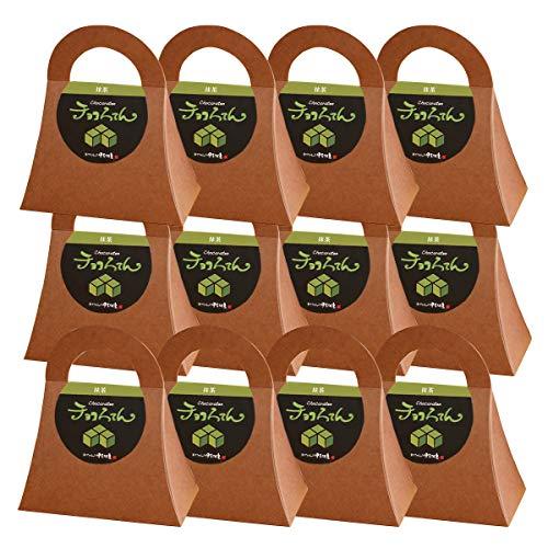 伊豆河童 チョコろてん 12個セット チョコ抹茶味 (抹茶入り角心太95g チョコソース12.5g×2)×12 冬ギフト 向け