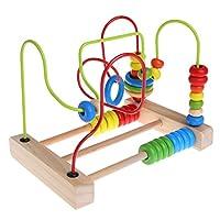 fenteer 頭脳体操 ハノイ おもちゃ ハンドゲーム ファミリー 子供 幼稚園