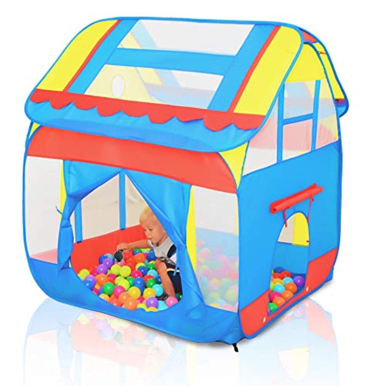 子供用テント 子ども テント キッズテント おもちゃハウス 子供 おもちゃ室内 屋外 子供遊ぶテント ワンタッチテント 子ども知育玩具 折り畳み式 収納バッグ付き 両とびら型テント 玩具 男の子 秘密基地 子供用遊具テント ベビープレイ Kid Tent By FRMARCH