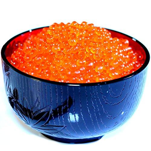 黒帯 いくら醤油漬け 北海道産 天然鮭イクラ 訳あり 高品質 ノンドリップ製法 (250g1箱)