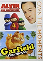 Alvin & the Chipmunks/Garfield: the Movie [DVD]