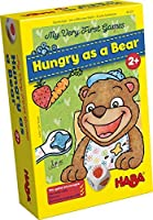 HABA My Very First Games - Hungry as a Bear - A Memory & Dexterity Game for Ages 2 and Up by HABA