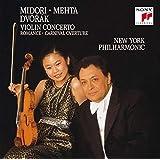 ドヴォルザーク:ヴァイオリン協奏曲&ロマンスほか(期間生産限定盤)