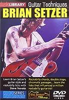 Learn Guitar Techniques: Rockabilly [DVD] [Import]