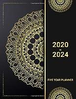 5 Year Planner 2020 - 2024: Thammachak 5 Year Planner Calendar Book 2020-2024 Size 8.5 x 11 Inch, 60 Months Calendar, 5 Year Appointment Calendar, Business Planners, Agenda Schedule Organizer Logbook