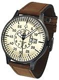 [エアロマチック1912]aeromatic1912 腕時計 ドイツ製二戦ドイツ空軍復刻 クタシック A1408 【並行輸入品】
