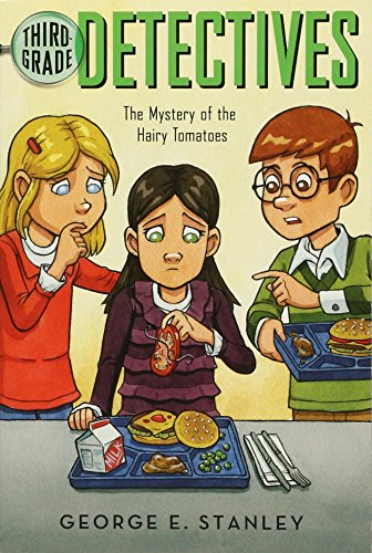 The Mystery of the Hairy Tomatoes (Ready-For-Chapters:Third-Grade Detectives #3)の詳細を見る