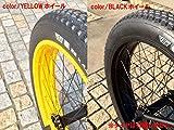 【自転車用ホイール】BRONX FAT-WHEEL 26*4.0用 湘南鵠沼海岸発信