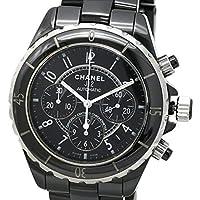 [シャネル]CHANEL 腕時計 J12クロノ 41ミリ自動巻き H0940 メンズ 中古