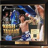 田中恒成最速最年少2階級制覇を記念したフォトプレート