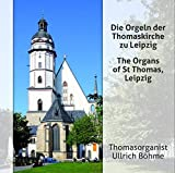 聖トーマス教会の2台のオルガン