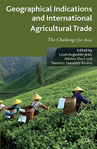 amazon geographical indications and international agricultural