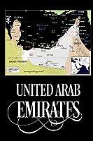 United Arab Emirates: Map Notebook