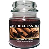 A Cheerful Giver Cinnamon Twist 16 oz. Jar Candle