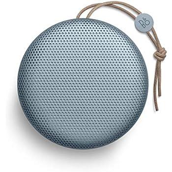 Bang & Olufsen ワイヤレススピーカー BeoPlay A1 360度サウンド 連続再生約24時間 Bluetooth/通話対応 防滴仕様 USB Type-C充電対応 2019年春夏コレクション スカイ(Sky) 高級オーディオブランド 【国内正規品/保証期間2年】