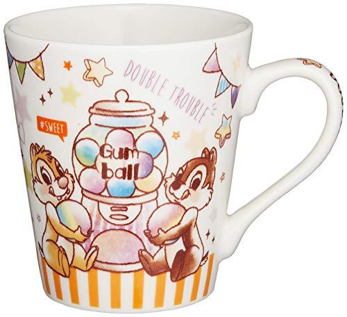 ティーズファクトリー マグカップ チップ&デール H9×Φ8cm ディズニー キャンディドリーム スリムマグ DN-5524414CD