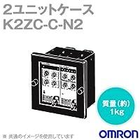 オムロン(OMRON) K2ZC-C-N2 ケース (2ユニットケース) (角胴埋込形) NN