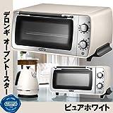 デロンギ ディスティンタコレクション オーブン&トースター [ ピュアホワイト / EOI406J ]