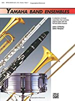 Yamaha Band Ensembles: Percussion, Book 1 S.d., B.d., Acces. (Yamaha Band Method)