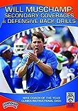 ナイキ Will Muschamp: Secondary Coverages & Defensive Back Drills by Nike Coach of the Year Clinics