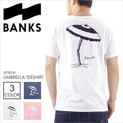 BANKS UMBRELLA TEESHIRT