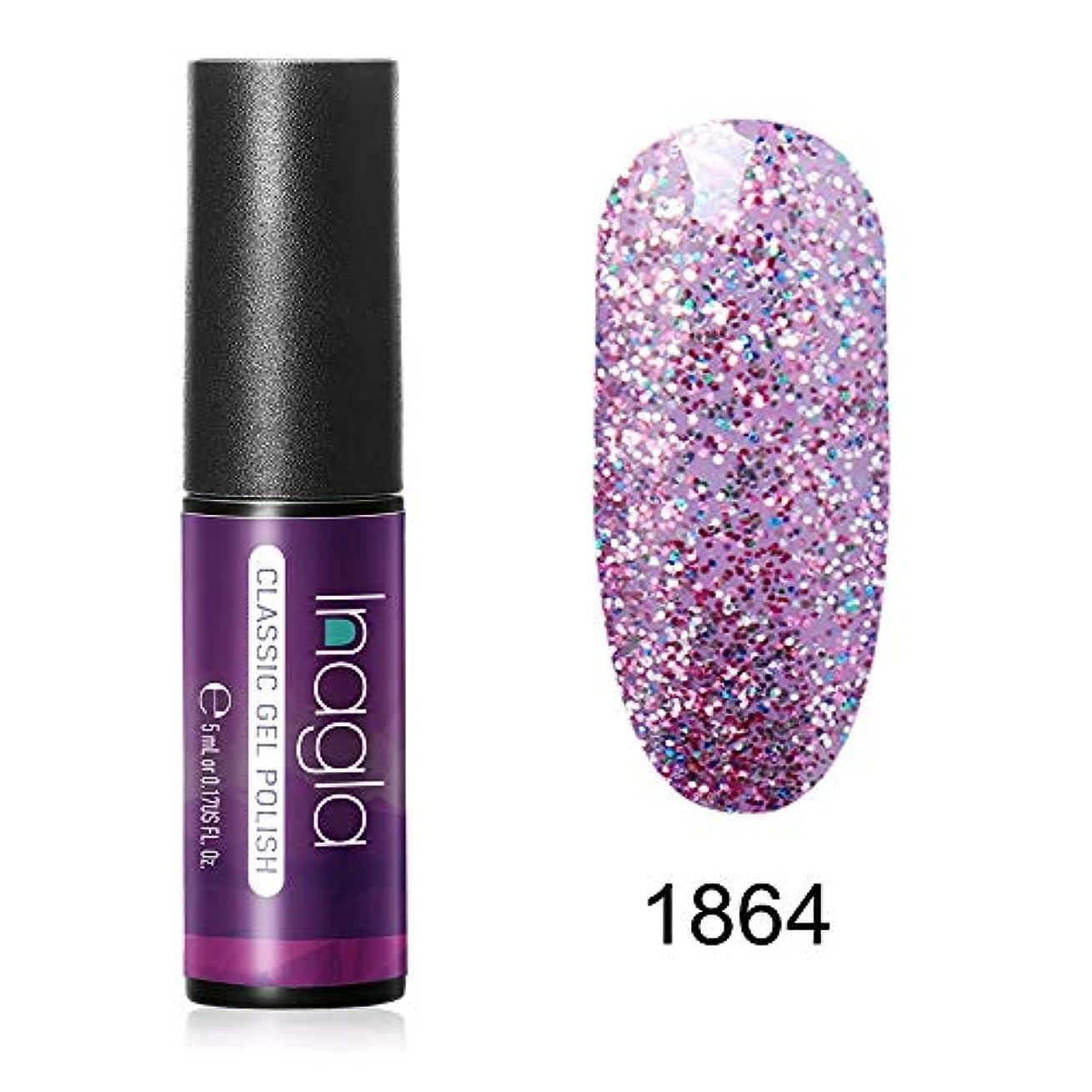 可塑性細胞その他Inagla ジェルネイル カラージェル カラー系 1色入り 5ml-1864