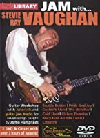 Lick Library: Jam With Stevie Ray Vaughan. For エレキ・ギター
