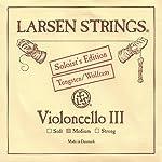 Larsen Soloist 4/4 Cello G String Medium Tungsten-Steel 【TEA】 [並行輸入品]
