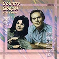 Vol. 1-Country Gospel at It's Best