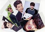 キム・ウビン Kim WooBin L版 写真10枚セット A 韓国俳優 ap03