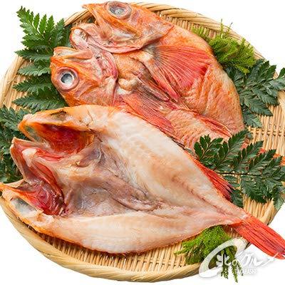 【海鮮市場 北のグルメ】一夜干 開き キンキ 干物