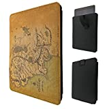 873 - Lord Of The Ring Map Of Middle Earth ipad pro 12.9