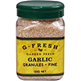 G-Fresh Garlic Granules, 130 g