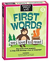 First Words Kit: Magnetic Poetry (Magnetic Poetry S)